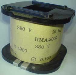 принципиальная схема магнитного пускателя